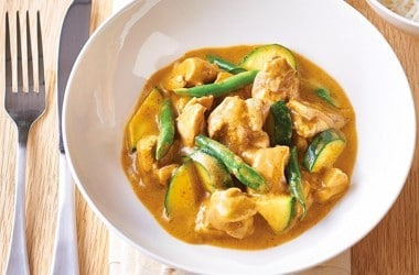 Mango and Chicken Curry