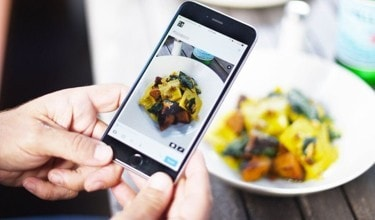 Perfecting food photography for your social media pages