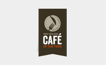 New Zealand Café of the Year 2016