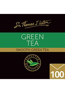 SIR THOMAS LIPTON Green Tea 100's