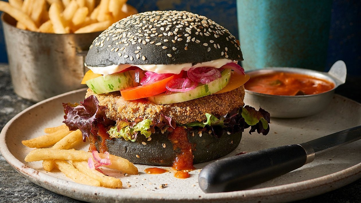 The Earth Burger – Recipe