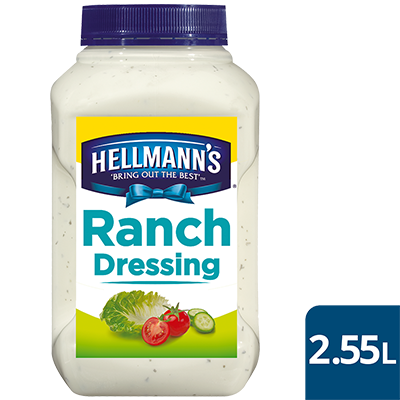 HELLMANN'S Ranch Dressing 2.55 L