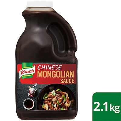 KNORR Chinese Mongolian Sauce 2.1 kg -
