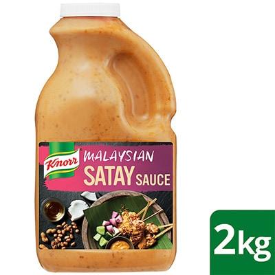 KNORR Malaysian Satay Sauce GF 2 kg -