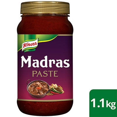 KNORR Patak's Madras Curry Paste 1.1 kg -