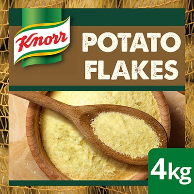 KNORR Potato Flakes GF 4kg