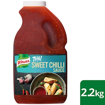 KNORR Thai Sweet Chilli Sauce GF 2.2 kg -