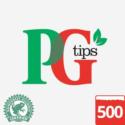 PG Tips 500 x 2.2 g tea bags -